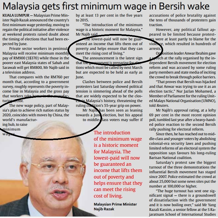 source: Todayonline 1 May 2012